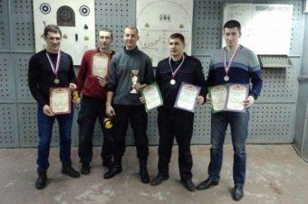 призеры соревнований по стрельбе