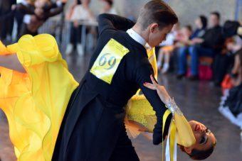 Чемпионат Тверской области по спортивным танцам
