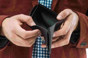 банкротство нет денет
