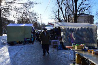 Бульвар Ногина, рынок