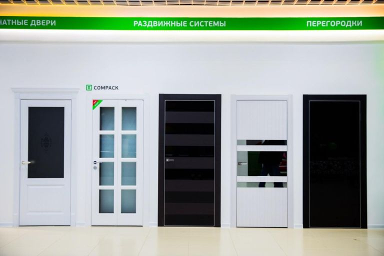 салон дверей «Эстет»