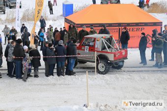 Лебёдушкино озеро, джип-триал, джип-спринт