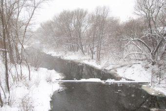 тверь, зима, снег, тьмака