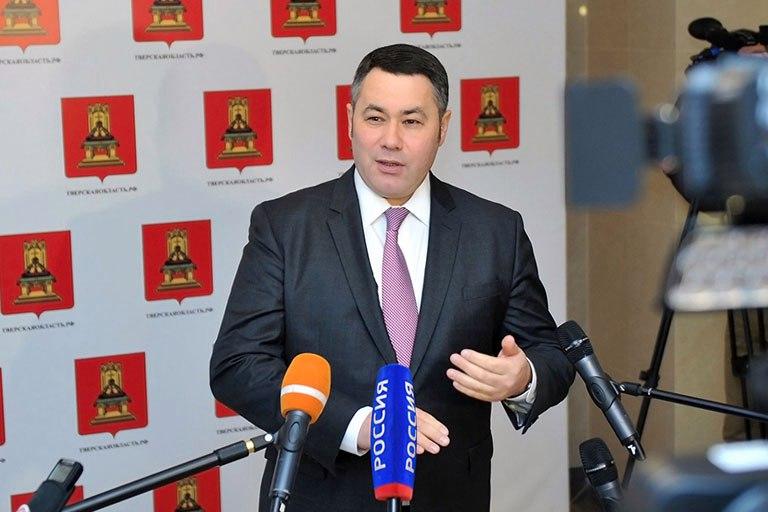 Губернатор прокомментировал арест  Ильина
