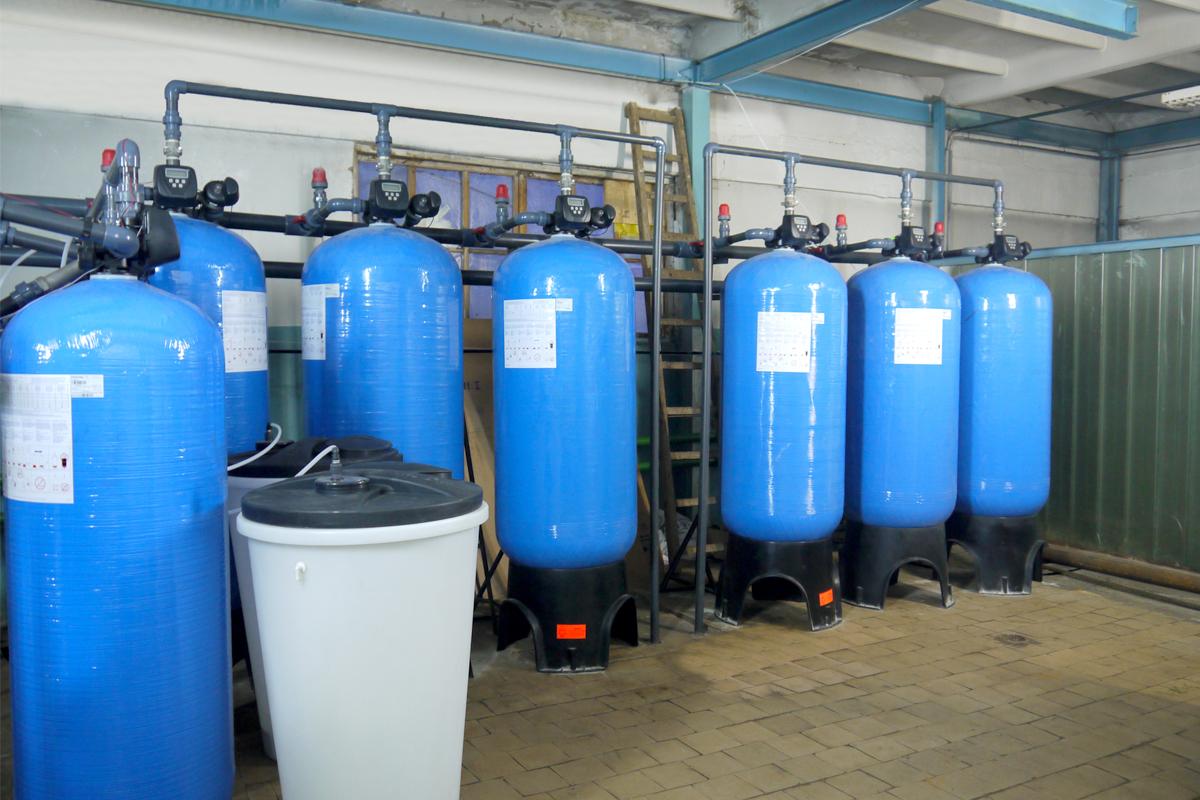 Водоподготовка на производстве в Твери