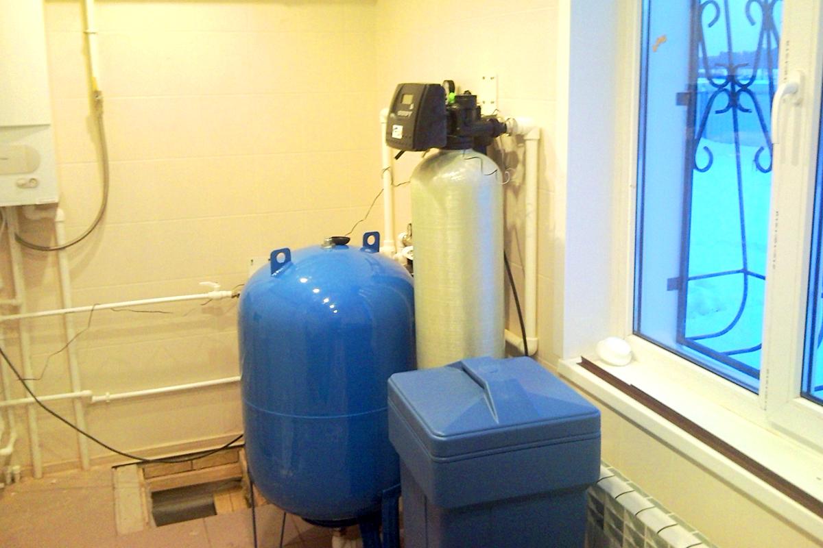 Фильтры для воды на даче и в коттедже в Твери