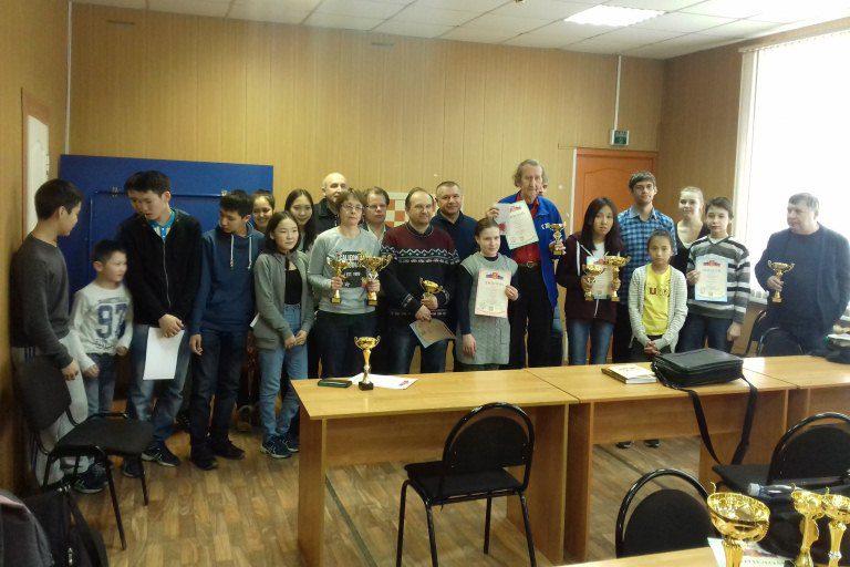 Призеры и участники 11-го Всероссийского турнира памяти Александра Новикова