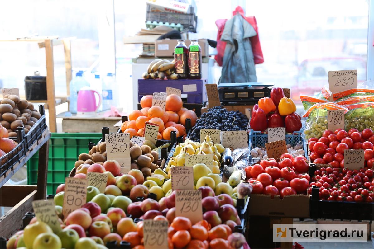 Более чем на 20% в прошлом месяце подорожали овощи в Кимрах