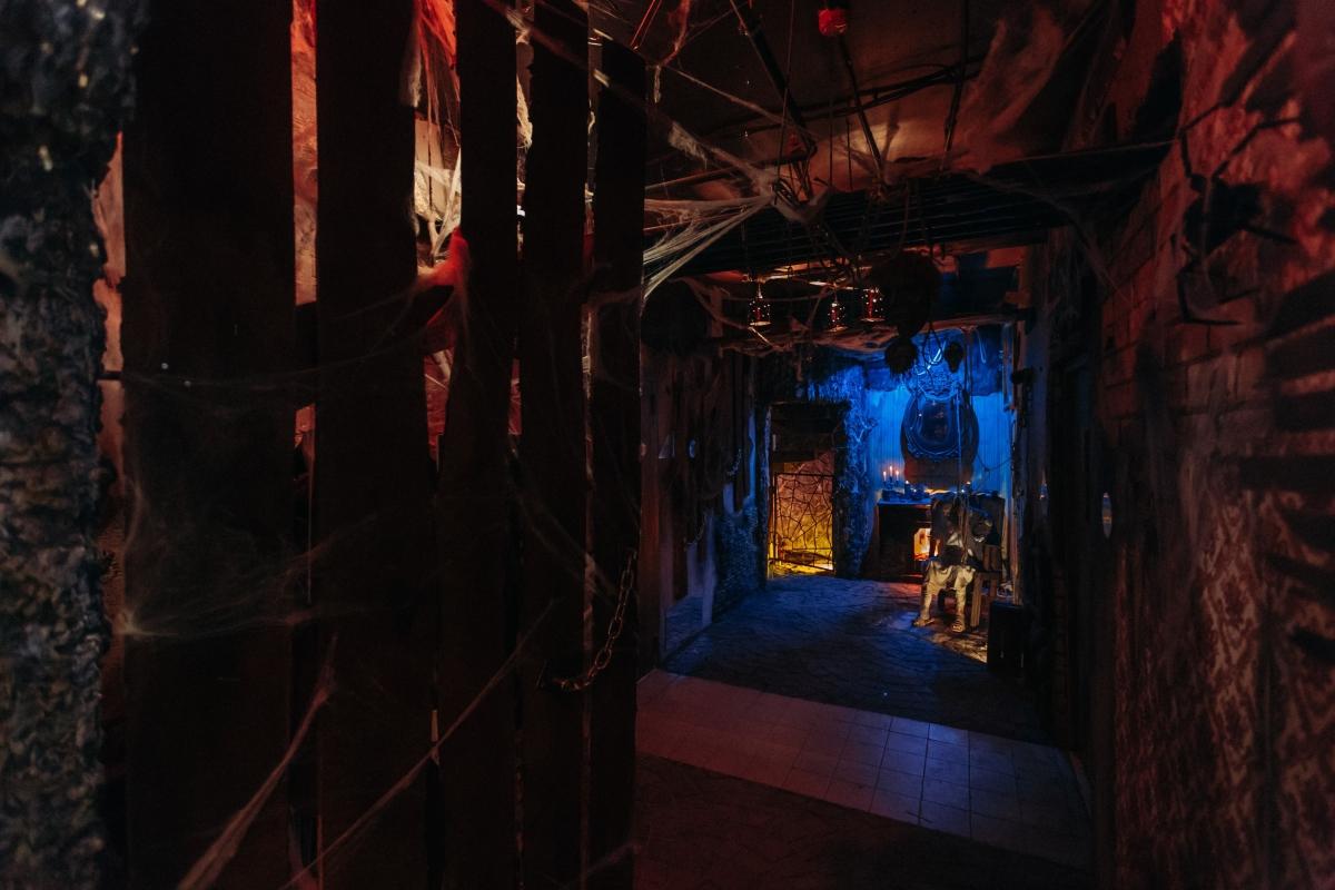 Картинки комнаты страха аттракцион