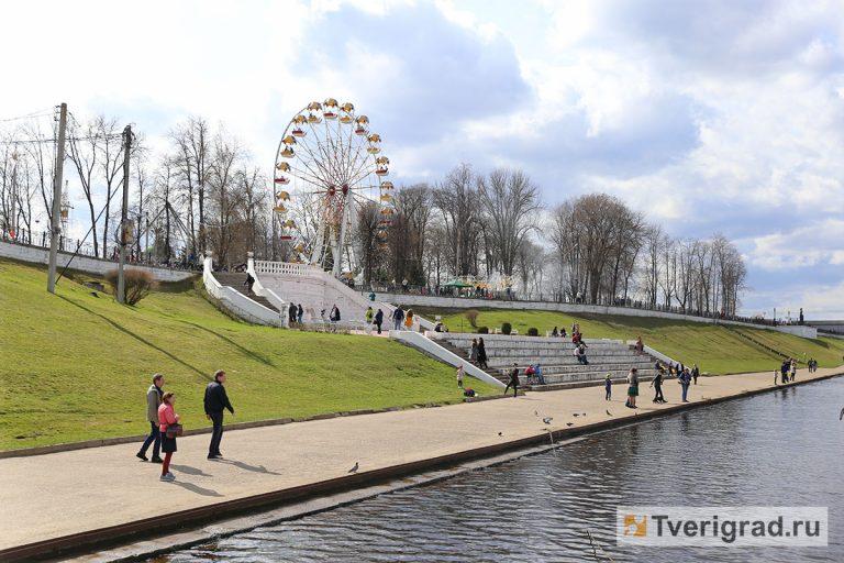 «Площадь Добра»: ВТвери открыли новейшую площадь