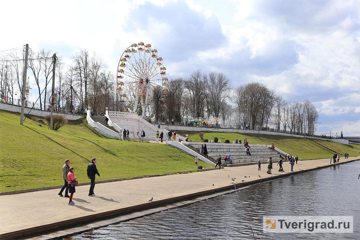 ВТвери проходит фестиваль благотворительности иволонтерства «Площадь Добра»