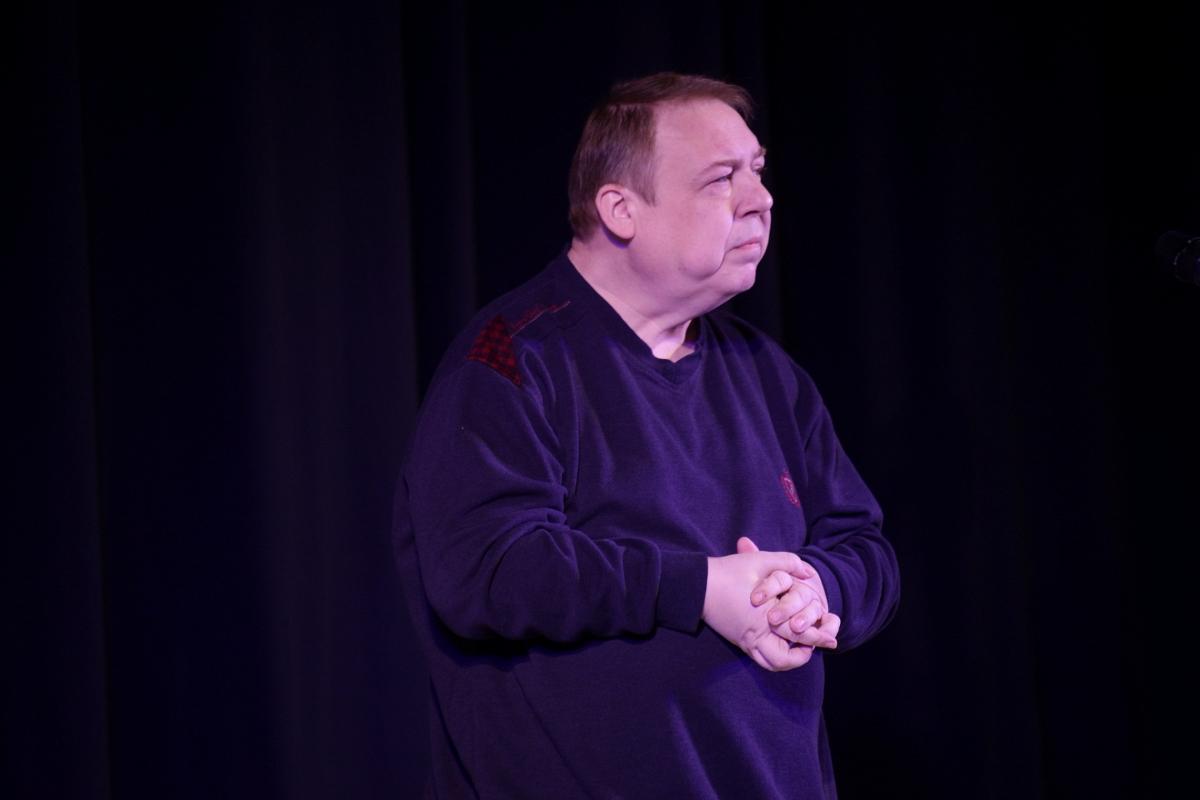 Артист Александр Семчев к50-летнему юбилею похудел на100кг