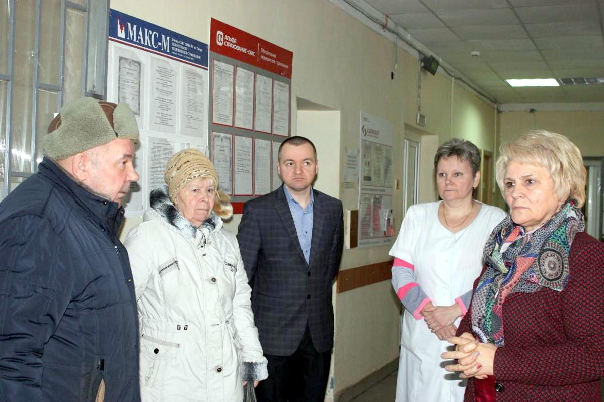 Уполномоченному по правам человека в Тверской области показали кошмары Кимрской ЦРБ