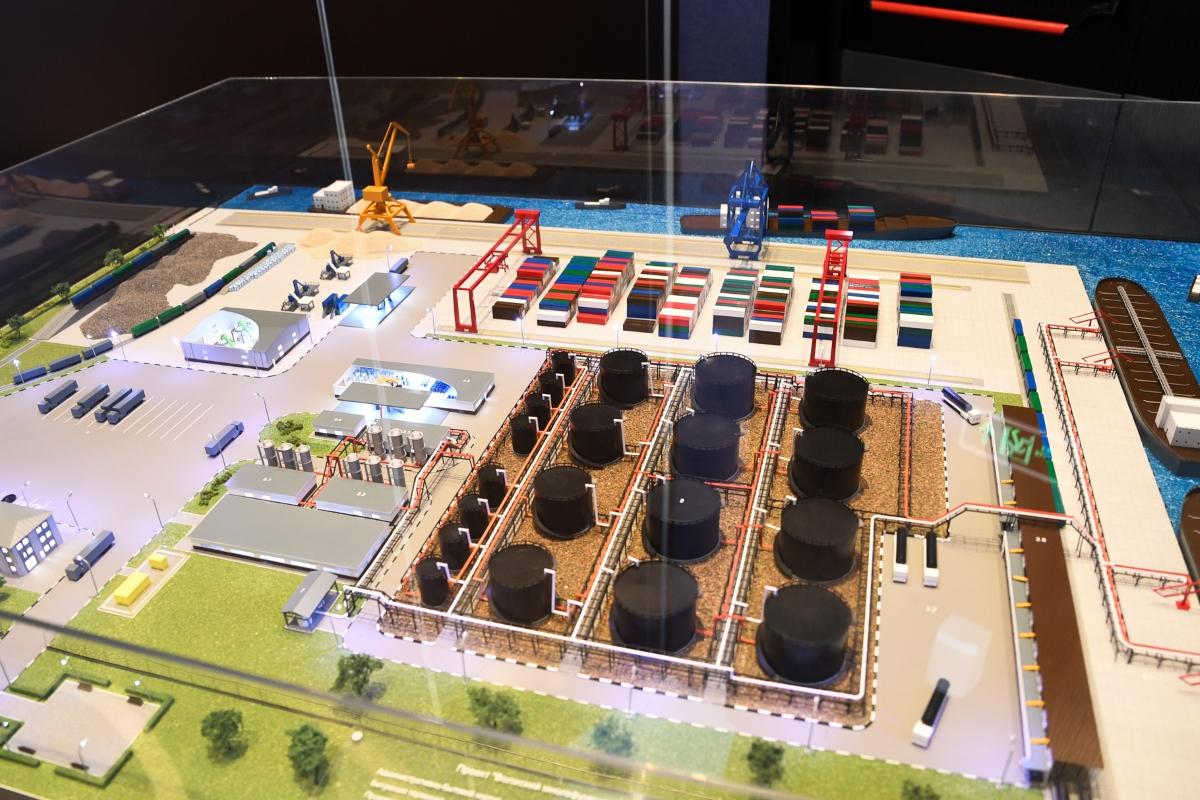 Компания по продаже нефтепродуктов построит в Кимрском районе многофункциональный терминал