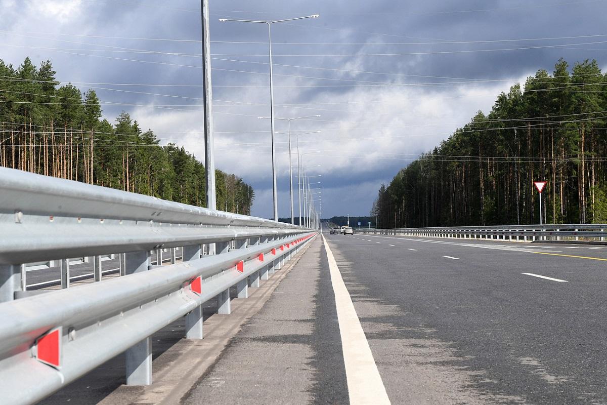 Последний элемент трассы М-11 «Нева» будет построен в 2023 году