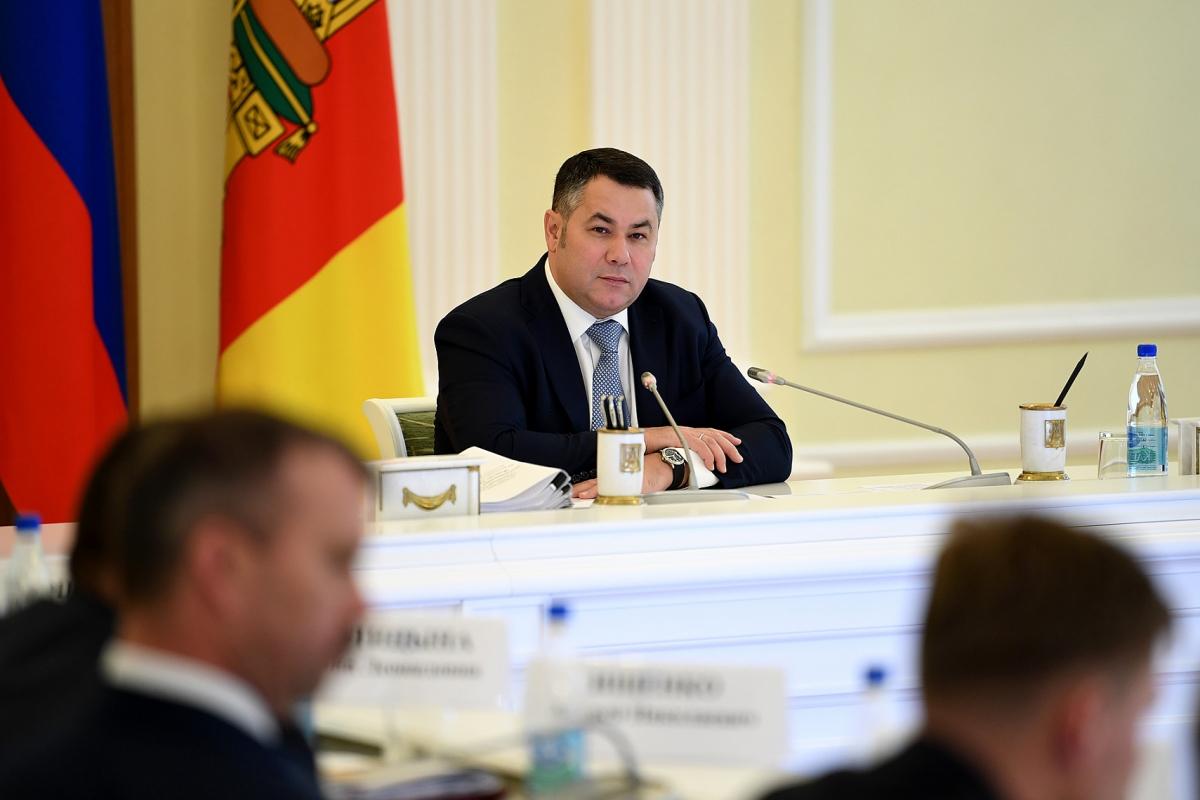 Губернатор Тверской области назвал мародерством действия городской власти в Кимрах