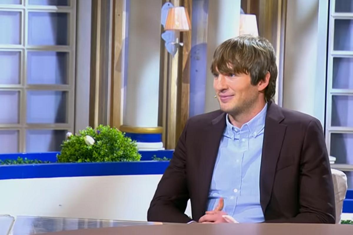 Эштон Кутчер из города Кимры нашёл невесту в телепередаче «Давай поженимся!» | Видео