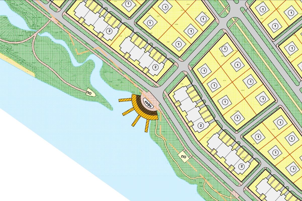 На месте заброшенного завода хотят построить коттеджный посёлок