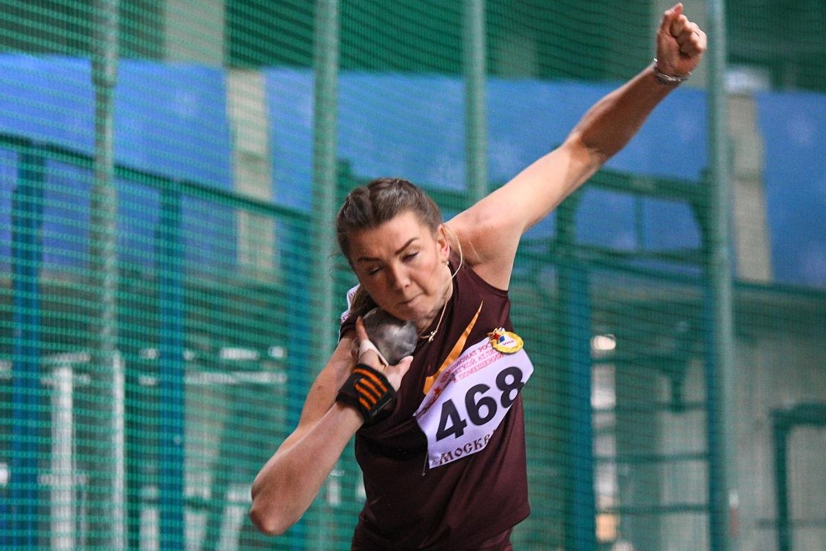 23-летняя Алена Гордеева из Конакова завоевала золото